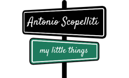 Antonio Scopelliti - my little things